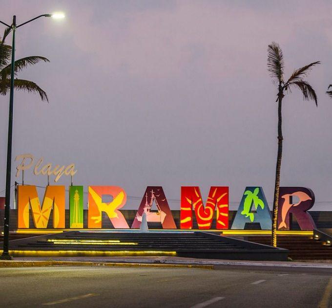 Vive la experiencia en Playa Miramar